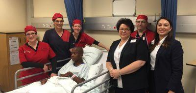 Operation Healing Hands-Calvin Maapeya