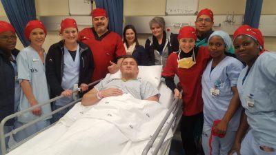 Operation Healing Hands- Manie Blom