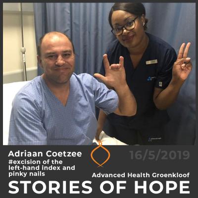 Operation Healing Hands-2019-Adriaan Coetzee