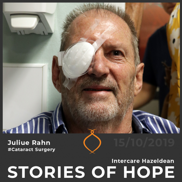 Operation Healing Hands - Stories Of Hope